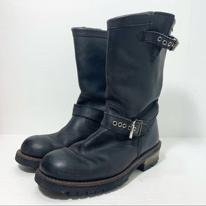 SANCHO | Engineer Boots